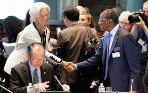 Alpha Condé veut plus de «souplesse et de flexibilité» dans sa collaboration avec le FMI