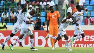 CAN 2015: la Guinée tenue en échec par la Côte d'Ivoire qui perd Gervinho (1-1)