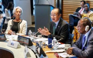 Ebola: le FMI allège la dette des pays touchés de 100 millions de dollars