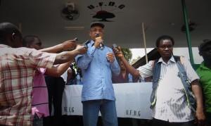 Cellou Dalein Diallo : ''Alpha Condé partira en 2015 pour libérer la Guinée de la haine et de l'injustice''
