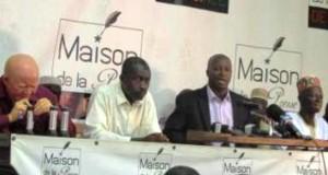 Les membres de l'ex-CNT menacent d'assigner l'État guinéen en justice