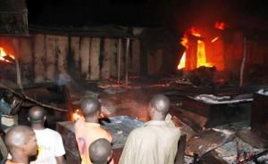 8 personnes périssent dans un incendie provoqué par un court-circuit