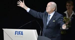 Fifa: Malgré le scandale, Sepp Blatter réélu pour un 5e mandat