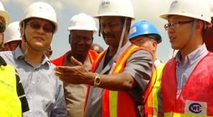 Énergie: lancement du premier groupe du barrage hydroélectrique de Kaléta