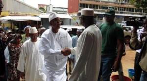 Présidentielle 2015 : Cellou Dalein Diallo dépose sa candidature et paie sa caution