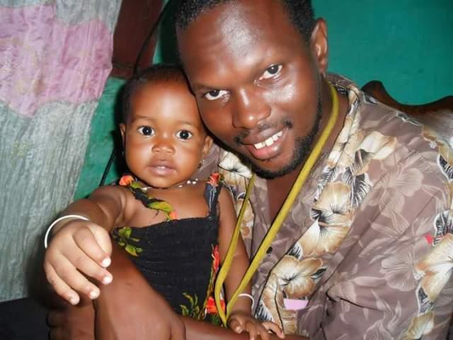 Elhadj Mohamed Diallo meurt en laissant derrière lui une veuve et une fillette de 4 ans
