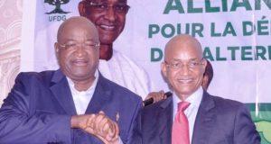 L'UFDG de Cellou Dalein Diallo signe une alliance politique avec l'UDG d'Elhadj Mamadou Sylla
