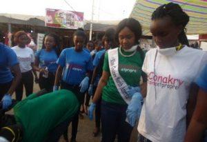 Opération «Conakry saine et propre»