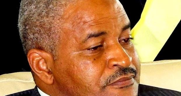 Bah Ousmane, président de l'UPR.
