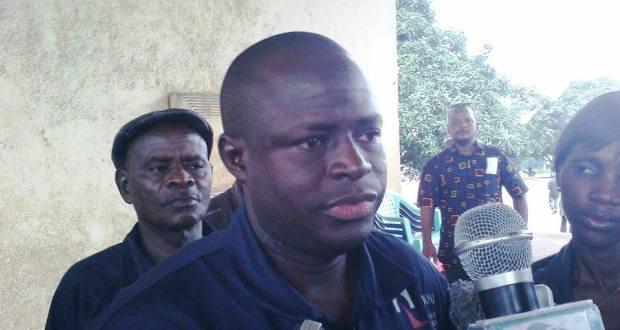 Le Secrétaire  général  de  la  section  syndicale  de Debelé, Mamadou  Telly Diallo.